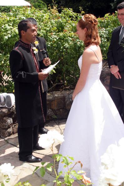 13 Hindu Groom Western Bride Western Ceremony 2 San Francisco Wedding And Event Photography
