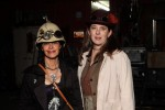 Steampunk Party Goers 4