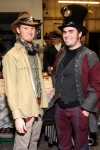 Steampunk Party Goers 6