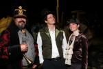 Steampunk Party Goers 7