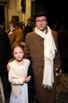 Steampunk Father and Daughter 2