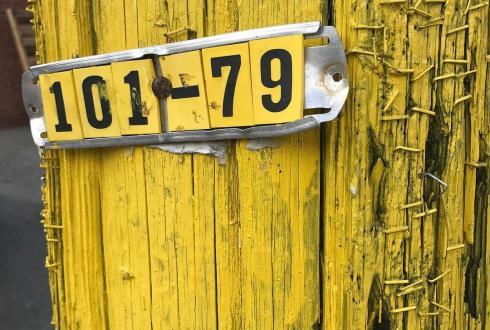 #nofilter #yellow #boone #street #art
