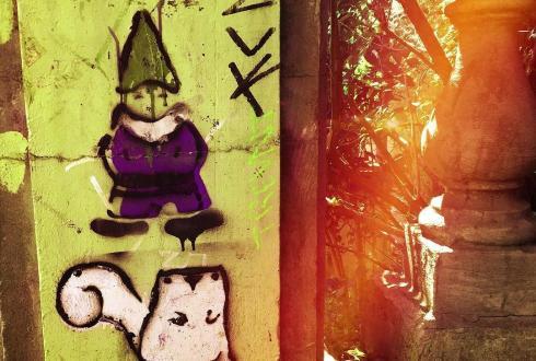 #grafitti #graffitiart #ucberkeley #berkeley #streetart